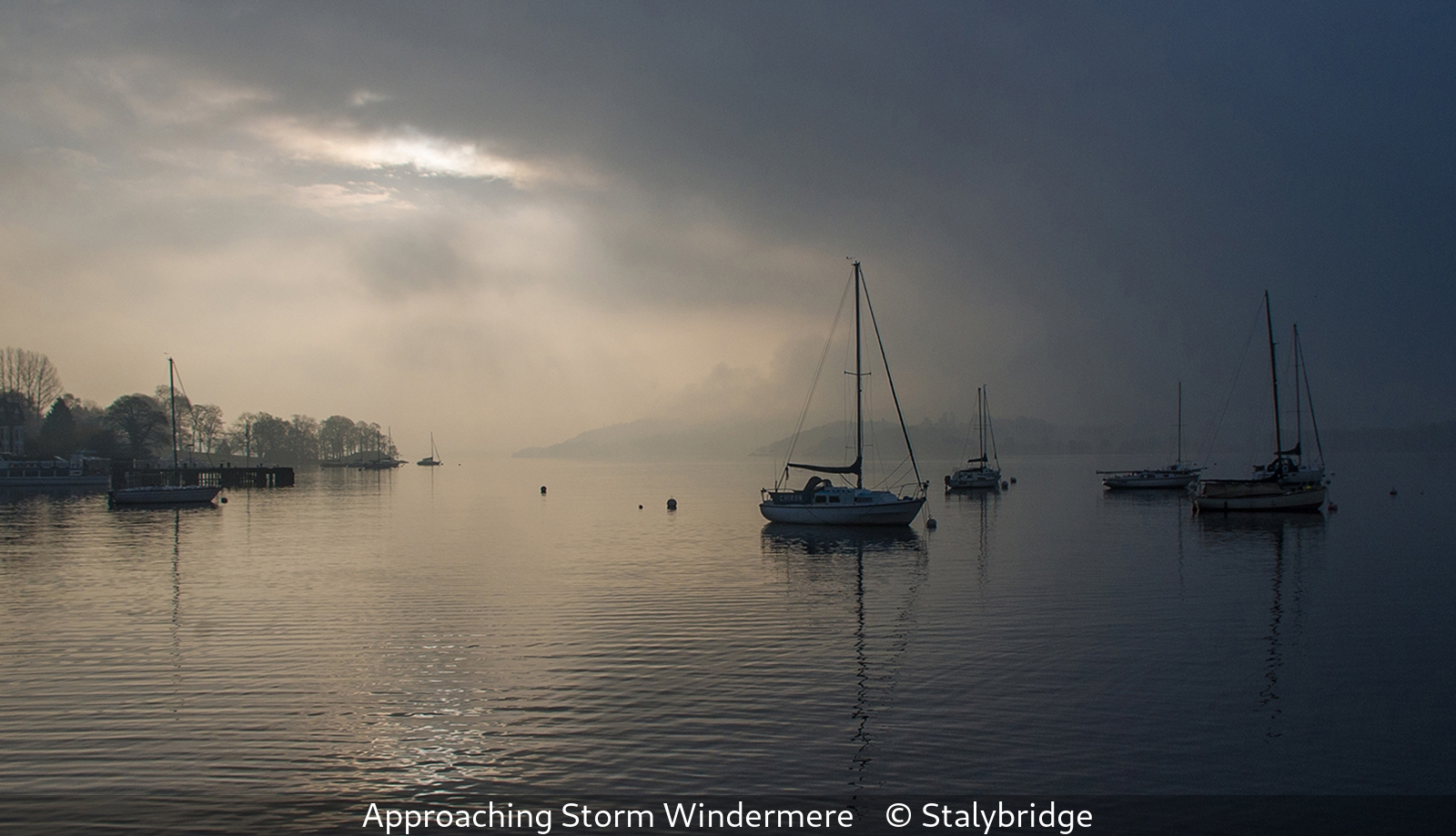 Approaching Storm Windermere